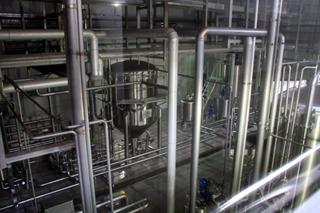 青島ビール創立百周年を記念して作られた「青島ビール博物館」
