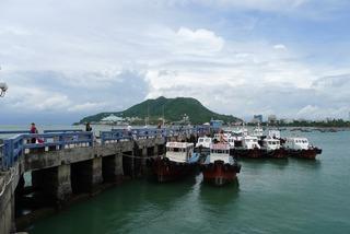 ホーチミン近くのリゾート地「ブンタウ(Vung Tau)」
