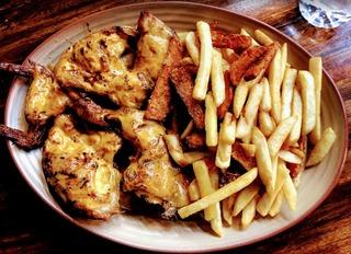 チキンレストラン「ナンドス - Nando's」 @メルボルン・オーストラリア