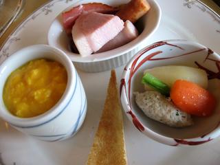 三重県・志摩観光ホテル クラシックのレストラン「ラ・メール クラシック」の朝食