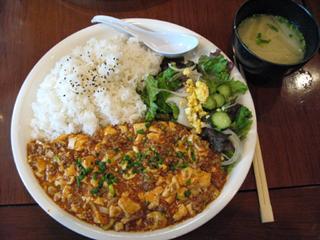 恵比寿「にんにくや」でグリーンカレーを食す!