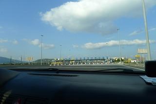 アテネ国際空港からアテネ市内(シンタグマ広場)までのタクシー