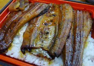 土用の丑の日、いつまで鰻が食べれるか分からないので
