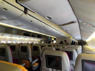 ジャカルタ赴任後11度目の帰国 --タイ航空「TG434」・日本航空「JL034」便