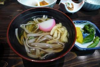 新祖谷温泉 ホテルかずら橋の食事 @徳島・祖谷