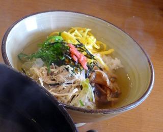 鶏飯(けいはん) @ひさ倉