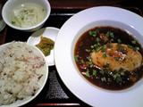 恵比寿餃子 大豊記の麻婆豆腐