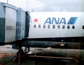 全日空856便