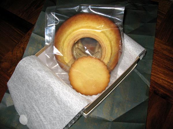 兵庫「カーベカイザー」のバウムクーヘンを食す!