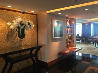シャングリ・ラ ホテル(Shangri-La Hotel)施設編 @インドネシア・ジャカルタ