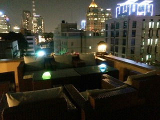 Sky Bar Lounge「BETTY」 @ホーチミン