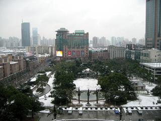 夜の上海・花园饭馆