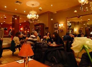 Caffe Concerto @ロンドン ピカデリー