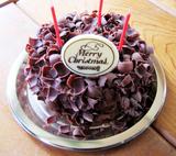 クリスマスバージョン「モロゾフ」のケーキを食す!