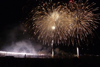 2013 みやざき納涼花火大会 @宮崎・大淀川沿い