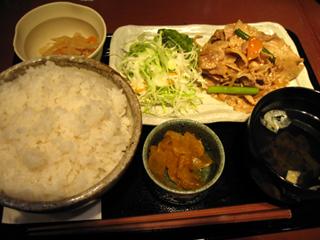 恵比寿「がらく本店」でランチを食す!