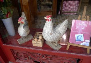 プーラールおばさんのオムレツの店(LA MERE POULARD) @モンサンミッシェル