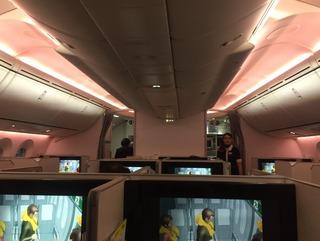 ジャカルタ赴任後14度目の帰国 -- 日本航空「JL726」・「JL729」便