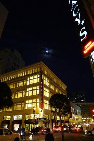 サンフランシスコの夜