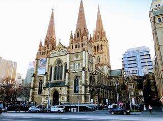 メルボルンの観光名所@メルボルン・オーストラリア