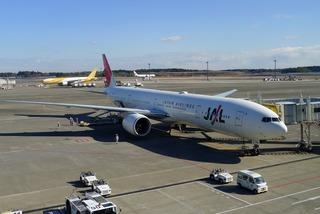 2回目のフランクフルト--日本航空「JL407」便