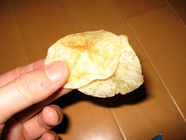 北海道の士幌町農業共同組合の『いつもありがとう ポテトチップス』を食す!