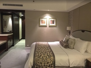 シャングリ・ラ ホテル(Shangri-La Hotel)客室編 @インドネシア・ジャカルタ