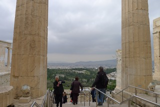 パルテノン神殿 @アテネ