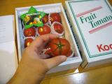 高級なフルーツトマトが旨い