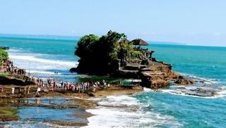 Bali島の観光名所