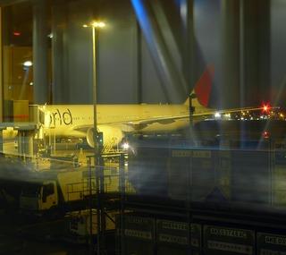 2回目のロンドン--日本航空「日本航空402」便