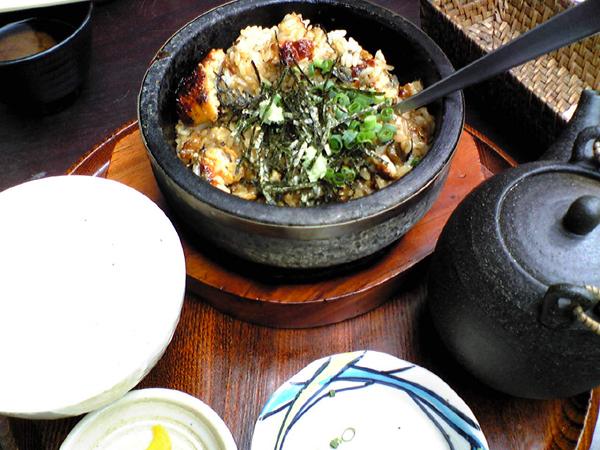 恵比寿「舌呑(ZETTON)」の「ひつまぶし」を食す!