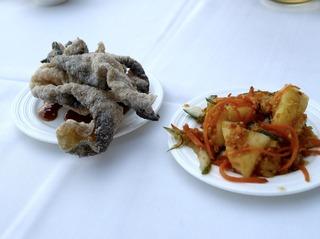 パームビーチ・シーフード・レストラン「Palm Beach Seafood Restaurant」 @シンガポール