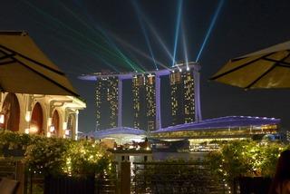 ザ フラトン ベイ ホテル(The Fullerton Bay Hotel) @シンガポール