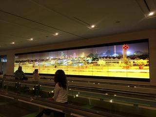 32回目のシンガポール--日本航空「JL035」便