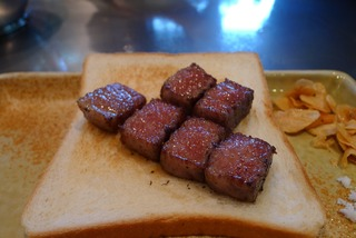 宮崎牛専門レストラン「ミヤチク」 @宮崎