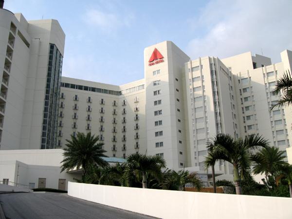 沖縄 全日空ホテルズ「ラグナガーデンホテル」