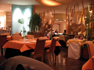 帯広の北海道ホテル「バード・ウォッチ・カフェ」でイタリアンディナーフルコースを食す!