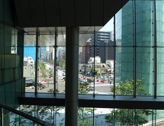 アンダーズ東京と海老フライタワー @東京・虎ノ門ヒルズ