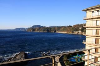 静岡県、東伊豆・西伊豆・稲取温泉「プロが選ぶ日本のホテル・旅館100選」に選ばれる「銀水荘」に泊まる。