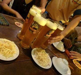 本格的なチェコビールが味わえる「Gammer Beer(ガンマー ビアー)」 @ホーチミン