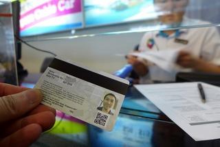 ケーブルカーの年間パス「The Jewel Card」 @シンガポール・セントーサ島