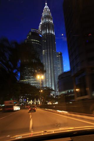マレーシア クアラルンプールの旅 - JAL723便