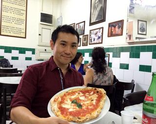 世界最高のナポリピッツァの店「ダ・ミケーレ(da Michele)」 @イタリア・ナポリ