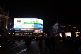 ロンドンの年越し花火、2012〜2013