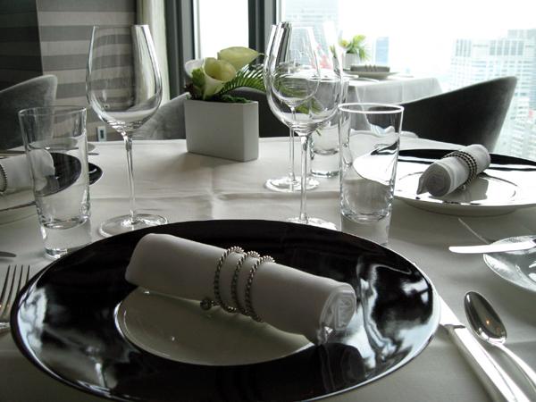 マンダリンオリエンタルホテル東京の「フレンチインスパイアダイニング シグネチャー」でフレンチランチを食す!