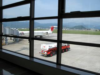 山形の蕎麦を食す。そしてJAL1258に乗って東京に帰る1泊2日のツアー