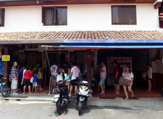 クアラルンプールからマラッカ(Melaka)へ