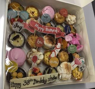 ジャカルタで三度目の誕生日、38歳を迎えました。
