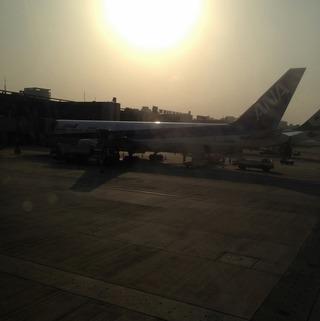 23回目の台湾--日本航空「JL098」便